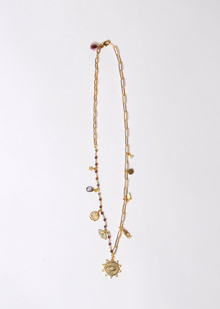 marion mckee jewelry Charm Necklace 6