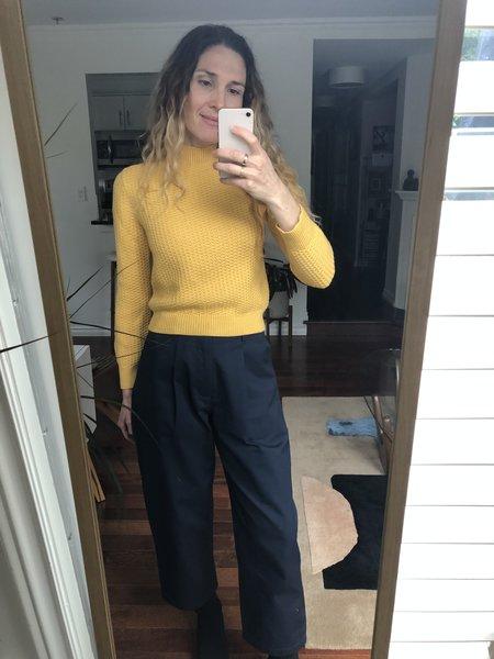 MILA ZOVKO ANKA Sweater - Sunshine