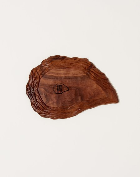 Oyster River Joinery 6 Well Walnut Oyster Platter