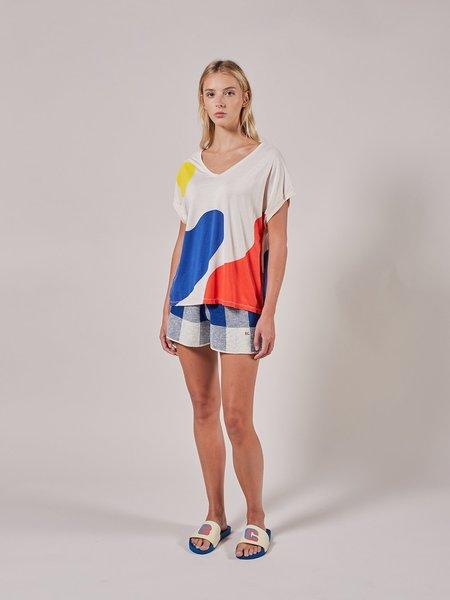 Unisex Bobo Choses Landscape Tee Shirt