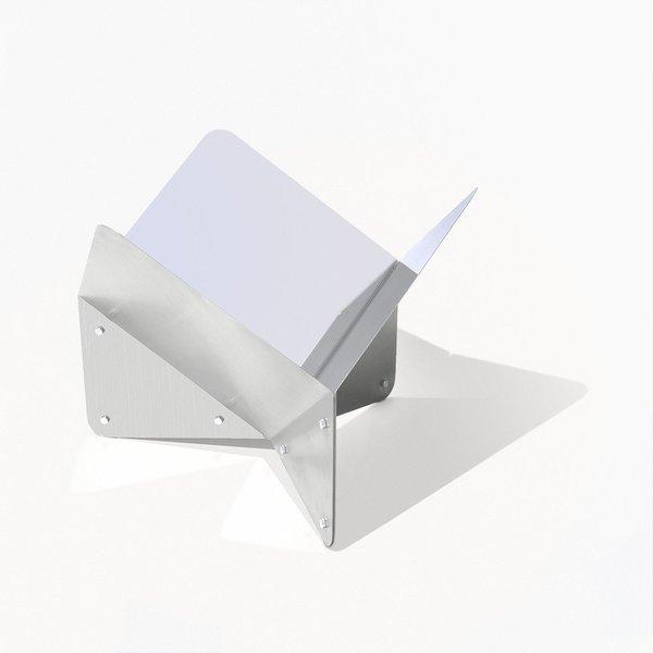 Mirrored Folded Vessel