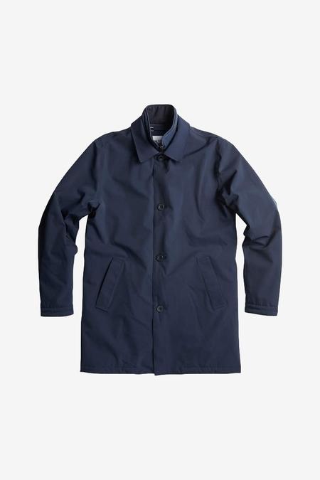 NN07 Blake 8240 Technical Jacket - Navy Blue