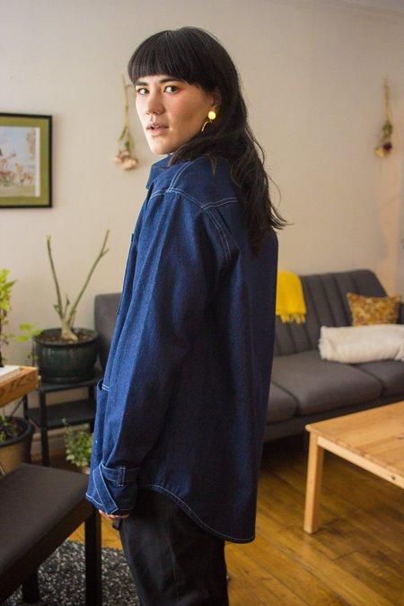 Unisex Veri Jill Shirt - Denim