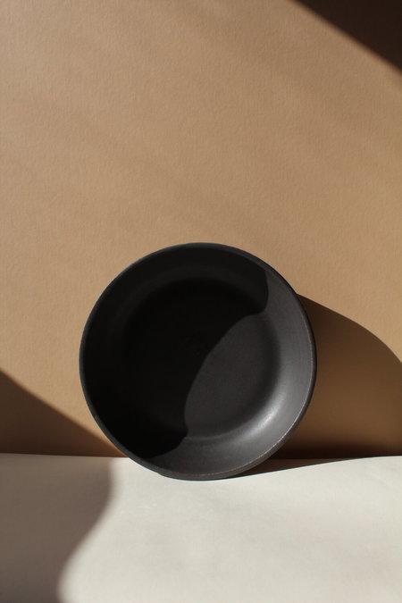 keraclay Stoneware Bowl - black