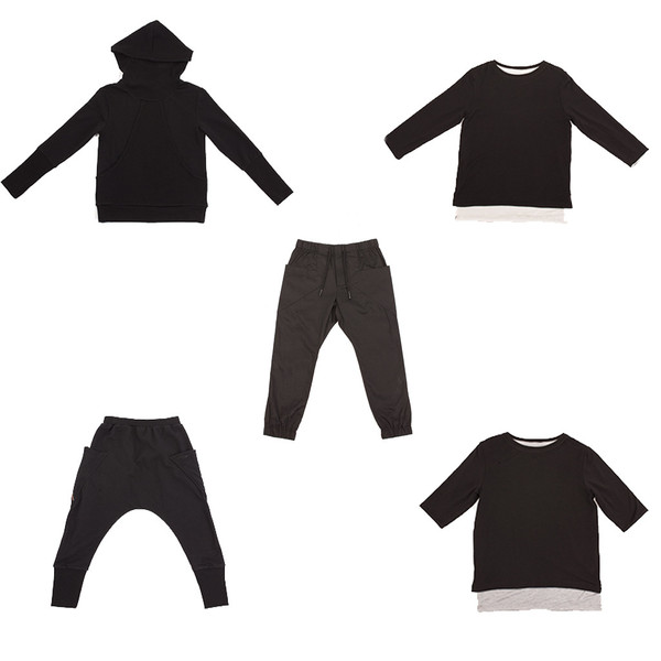 Kid's Age To Come Apparel BASIC CAPSULE