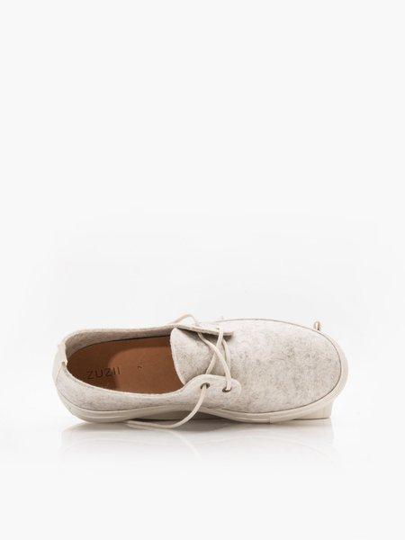 ZUZII FOOTWEAR Wooly Sneakers - Ivory