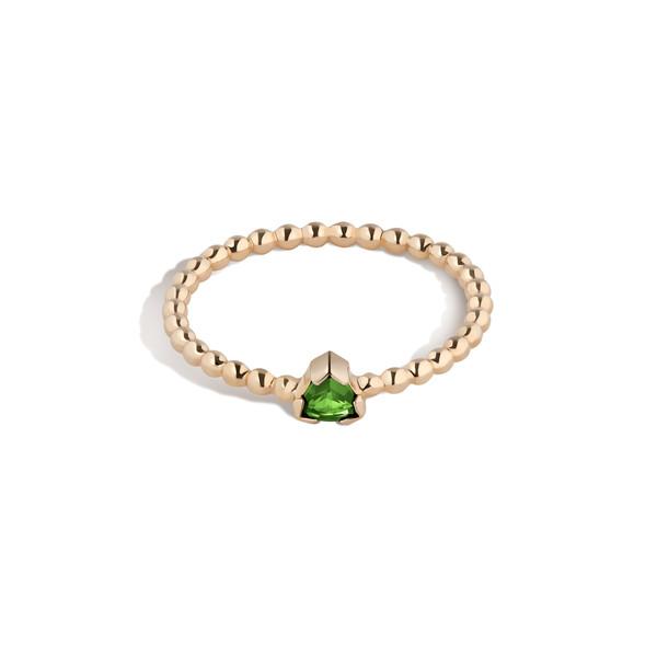 Shahla Karimi 14K Gold Birthstone Ring No. 3
