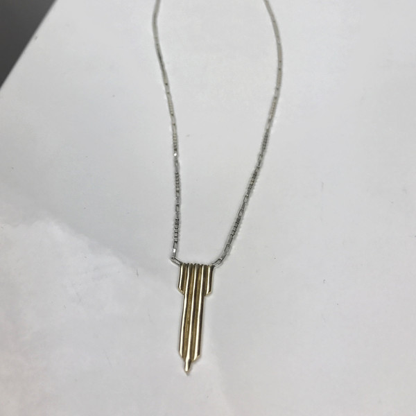 Mercurial NYC Empire Necklace
