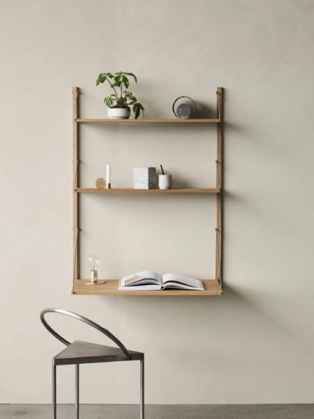 Frama Studio Desk Shelf for Shelf Library - Natural Oiled/Frama