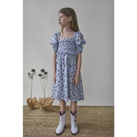 the new society jane dress - daisy flower
