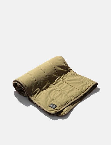 Snow Peak Flexible Insulated Blanket - Beige