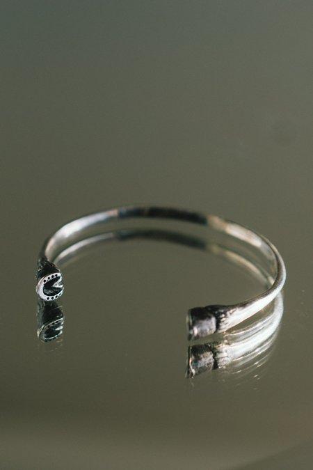 Allison Bartline Caballus Cuff Bracelet - Sterling silver