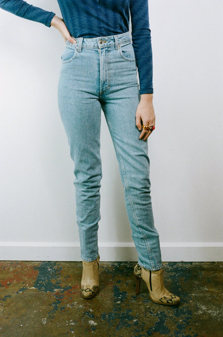 ECKHAUS LATTA El Jeans - True Blue