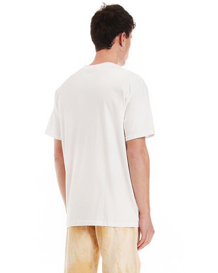 Fucking Awesome T-shirt with Print - White