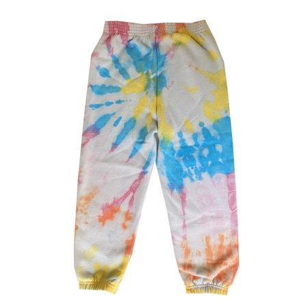 kids Disco Panda Tie Dye Sweatpants - Multi