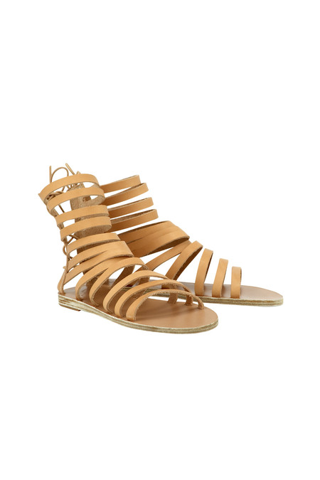 Ancient Greek Sandals Ancient Greek Galatia Sliced Gladiator Sandals