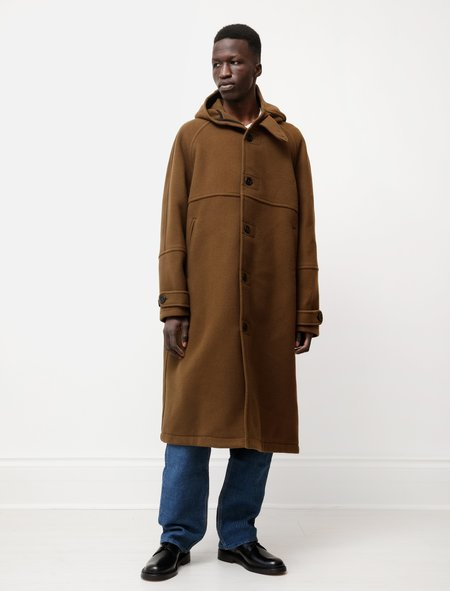 Our Legacy Wool Duffle - Brown