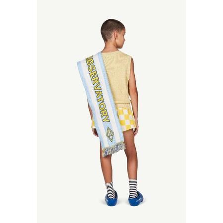 kids the animals observatory puppy swimsuit - Yellow/White