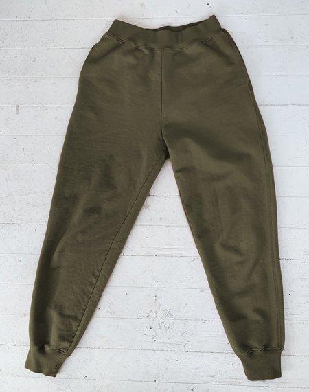 Unisex Noble Organic Sweatpants - Olive