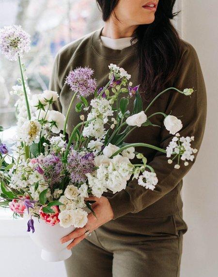 Unisex Noble Organic Sweatshirt - Olive