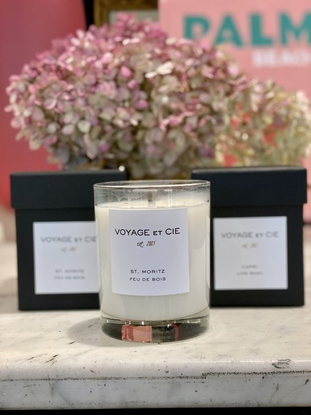 Voyage et Cie High Ball Candle