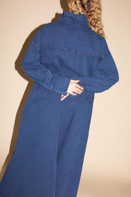 Rachel Comey Felton Dress - Navy