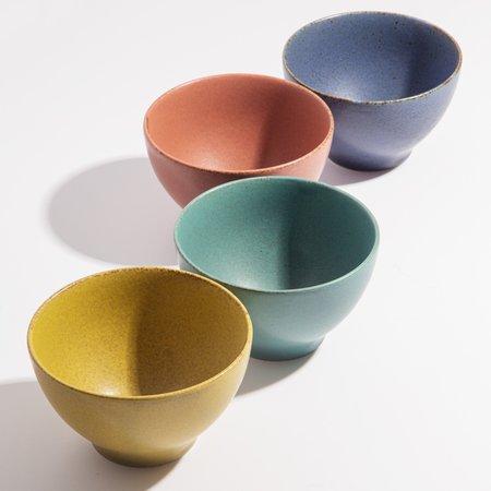 Poketo Set of 4 Soft Hue Bowls