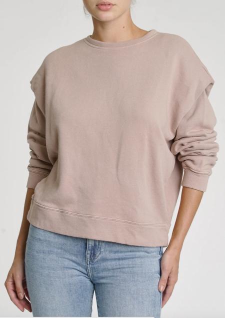 PISTOLA Lenora Sweatshirt - Clay
