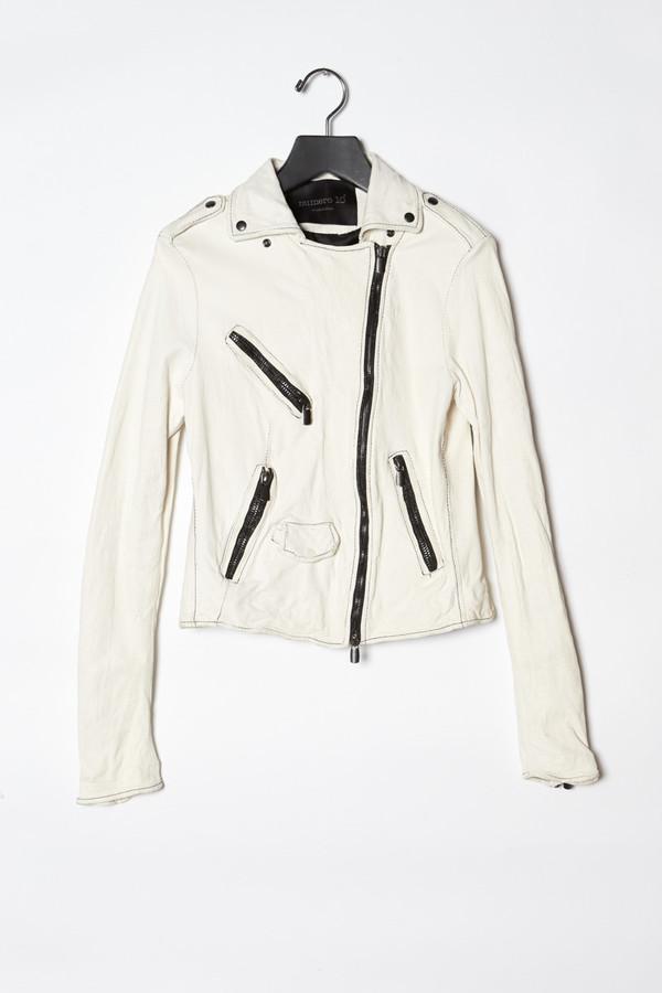 Numero 10 Leather Jacket