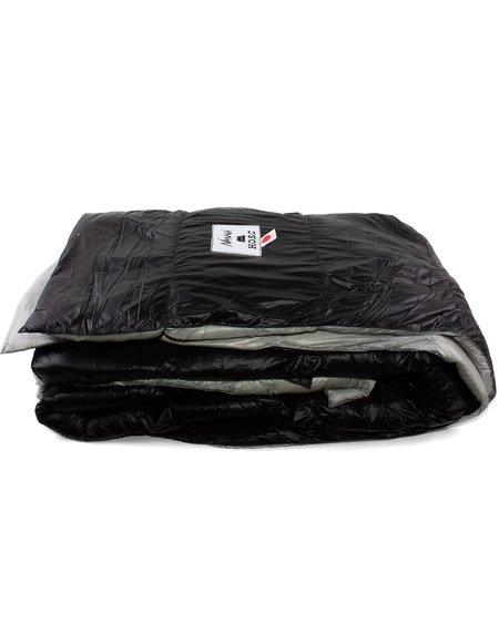 Hatchet x Nanga Collab Down Blanket - Black/White