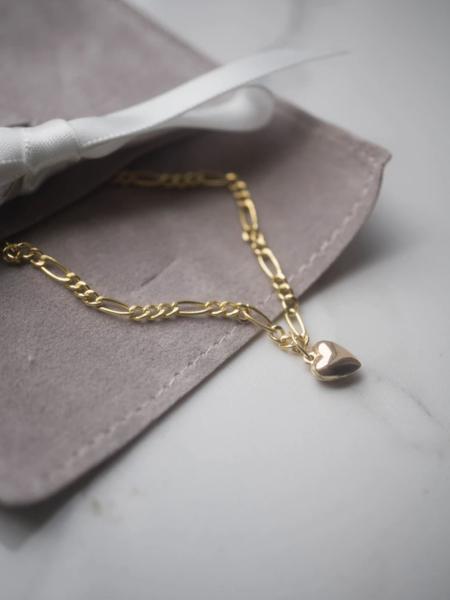 FAIR Jewelry Love Note Bracelet - Gold