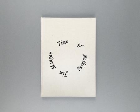 "Silent Sound Hardcover Jim Mangan ""Time of Nothing"" Book"