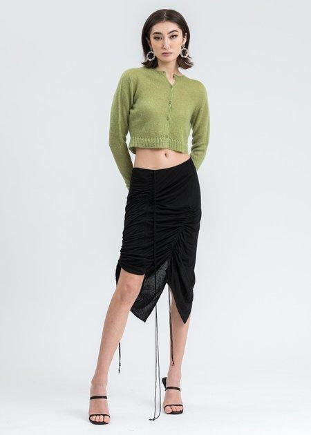 Helmut Lang Scala Skirt - Black