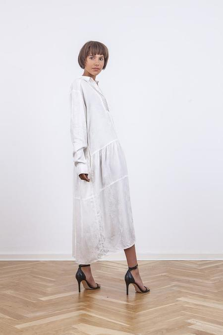 BIRGITTE HERSKIND Petrine Dress - White