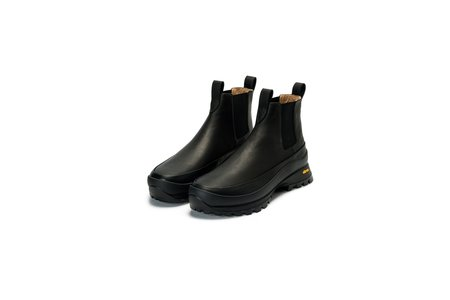 Foot Industry Stretch Limo Chelsea Boots