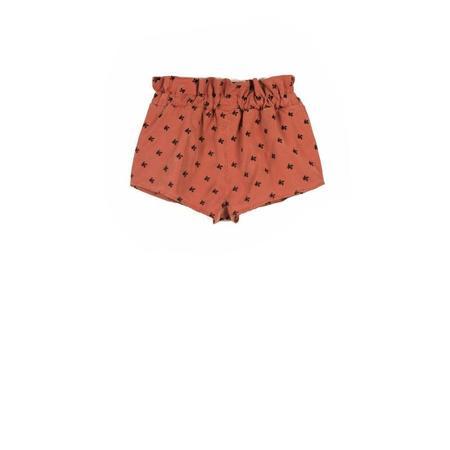 kids wolf & rita adolfo shorts - red helix