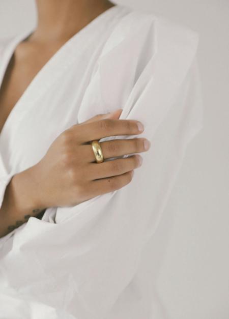 MERAKI BOUTIQUE Candice Ring - Gold