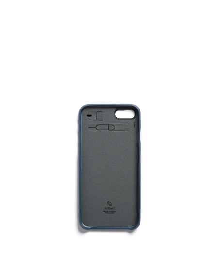 Bellroy Phone Case i7 1 Card Blue Steel