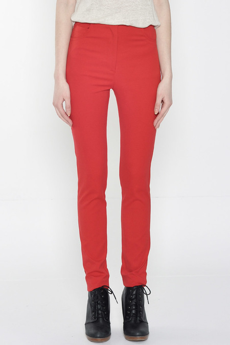 Valérie Dumaine Tove Pants - Red