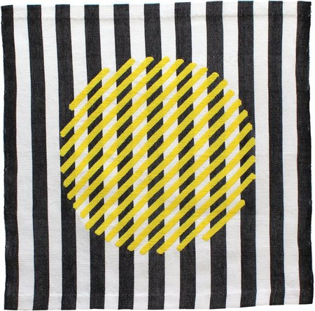 DittoHouse Yellow Ball Tapestry