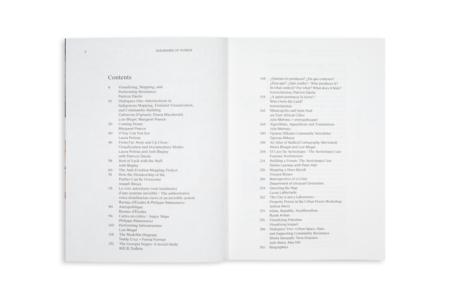 "Onomatopee ""Diagrams of Power"" by Patricio Dávila Book"