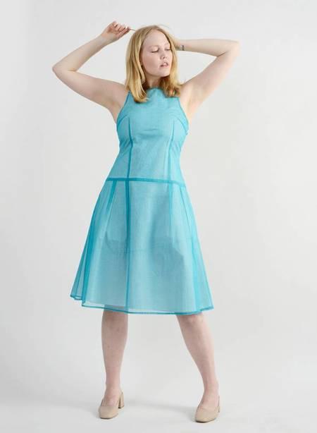 Meg Abella Dress - Jade