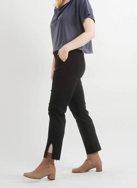 Meg Arch Pant - Black