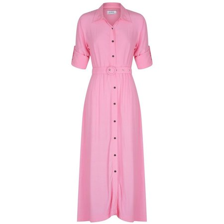 SWF Long Sleeve Shirt Dress - Recovery