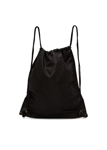 Guidi SP08 Drawstring Backpack - black
