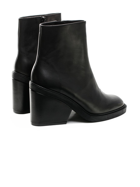 Robert Clergerie Womens Babe Ankle Boot Noir