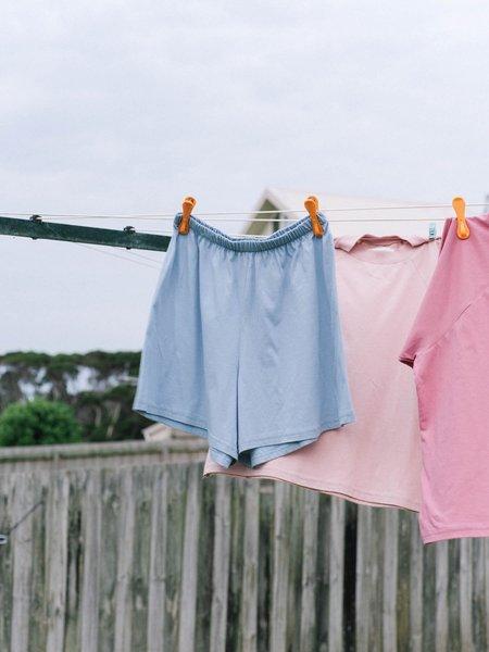 FME Apparel Jersey Swing Shorts - Cornflower Blue