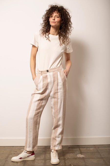 Mara Hoffman Dita Pants - Cream/Khaki
