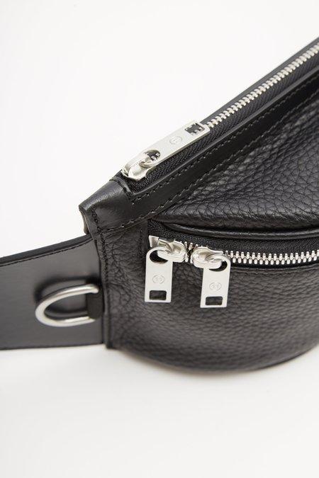 Maison Margiela Small Calf Leather Belt Bag - BLACK T8013