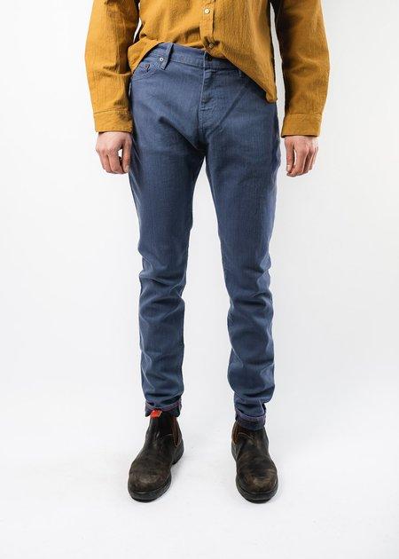 RALEIGH DENIM DUTCH BLUE MARTIN STRETCH PANT